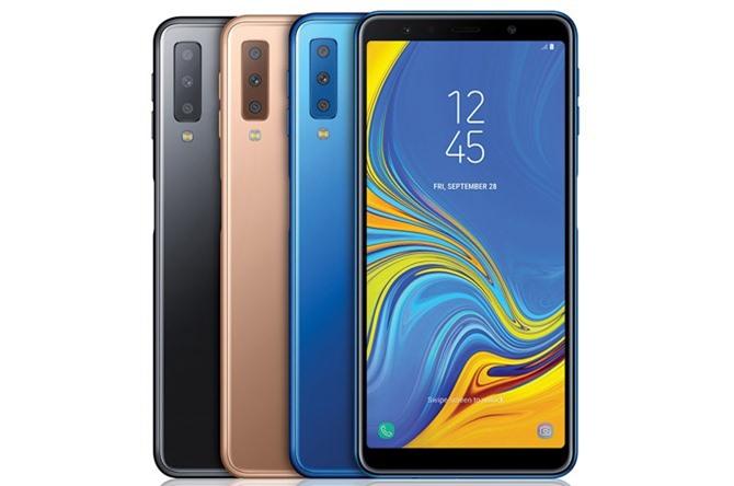 Samsung Galaxy A7 2018.