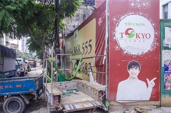 Cận cảnh dự án nghìn tỷ cao thứ 3 Hà Nội bị ngân hàng siết nợ - ảnh 1