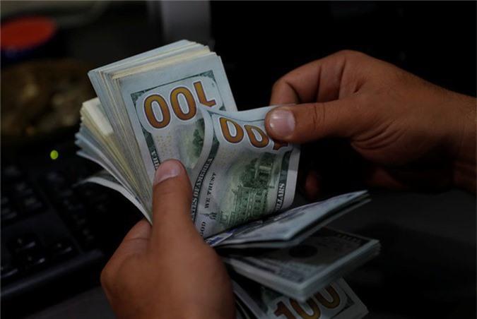 Tỷ giá ngoại tệ ngày 6/10: USD tăng mức cao nhất 10 tuần