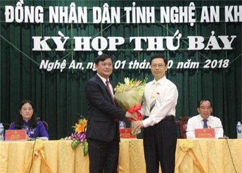 Thủ tướng phê chuẩn tân chủ tịch tỉnh Nghệ An 42 tuổi - 1