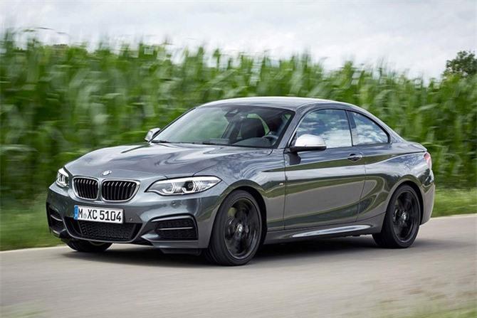 2. BMW 2 Series 2019 (giá khởi điểm: 35.300 USD).