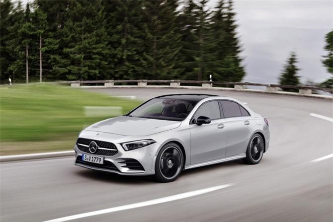 7. Mercedes-Benz A-Class 2019 (giá chưa công bố).