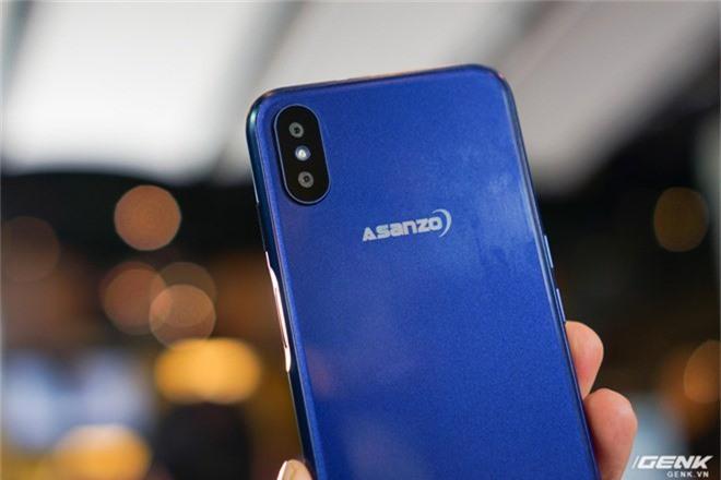 Ảnh thực tế smartphone bình dân S3 Plus của Asanzo: thiết kế đã được cải tiến, camera kép xoá phông, cảm biến vân tay đặt ở cạnh viền - Ảnh 6.