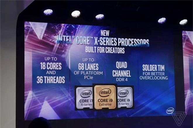 Intel ra mat CPU the he thu 9, ho tro choi game tot hon hinh anh 2