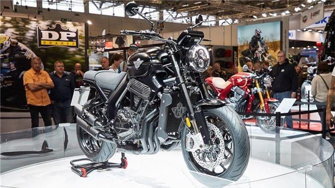 Sieu moto 6 xy-lanh Horex VR6 Raw co gia 40.000 USD tai Duc hinh anh 3