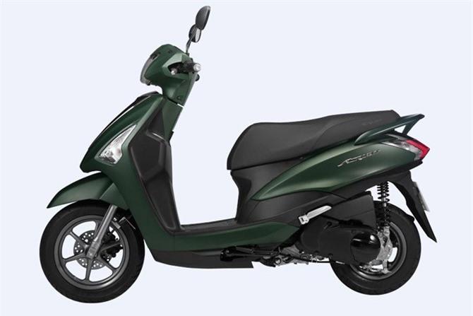 Yamaha Acruzo.
