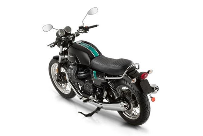 3. Moto Guzzi V7 III Special.