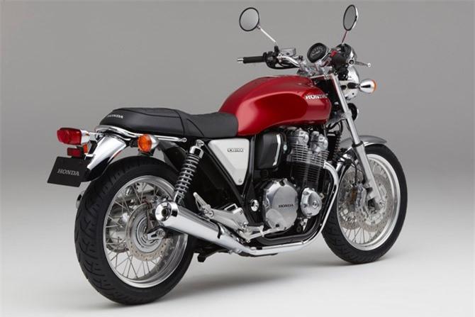 4. Honda CB1100 EX.