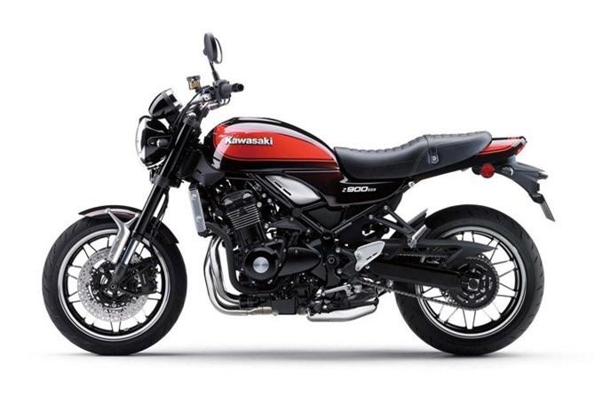 9. Kawasaki Z900RS.