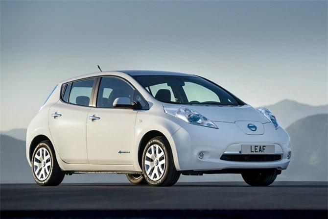 1. Nissan Leaf. Mức rớt giá sau 5 năm sử dụng: 71,7%.
