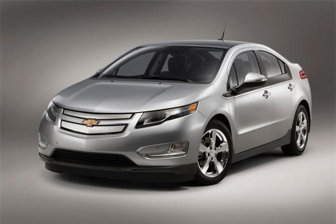 2. Chevrolet Volt. Mức rớt giá sau 5 năm sử dụng: 71,2%.