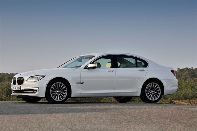 3. BMW 7 Series. Mức rớt giá sau 5 năm sử dụng: 71,1%.