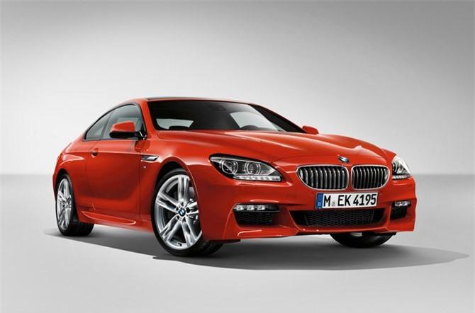 6. BMW 6 Series. Mức rớt giá sau 5 năm sử dụng: 68,3%.