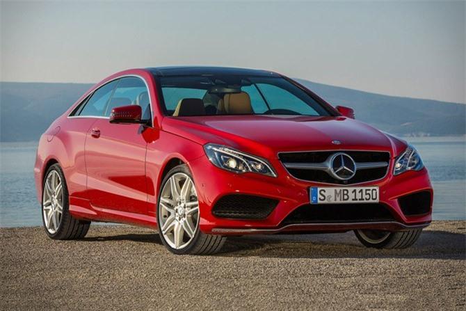 8. Mercedes-Benz E-Class. Mức rớt giá sau 5 năm sử dụng: 67,2%.