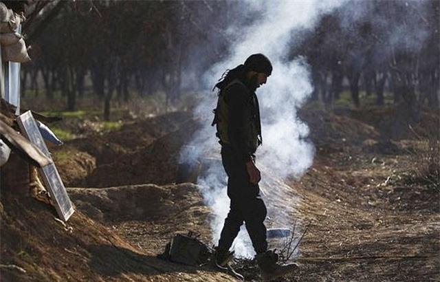 Khủng bố IS ở Idlib lâm vào cảnh khốn đốn khi liên tiếp hứng thất bại cay đắng