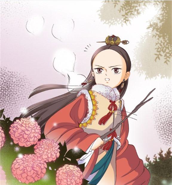Mối tình Lý Chiêu Hoàng và Trần Cảnh lên truyện tranh - ảnh 1