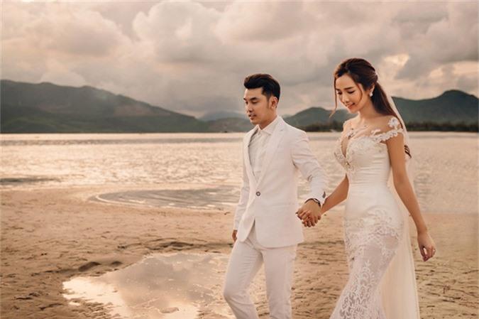 Ưng Hoàng Phúc - Kim Cương thức dậy từ 3h sáng để chụp ảnh cưới
