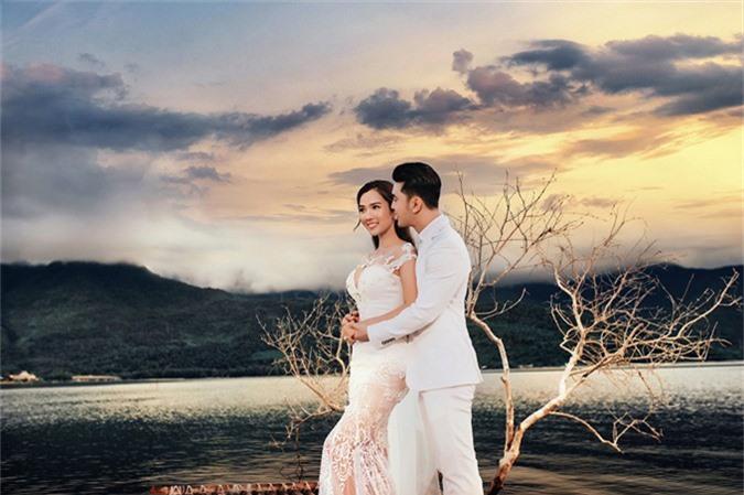 Ưng Hoàng Phúc - Kim Cương thức dậy từ 3h sáng để chụp ảnh cưới - 1