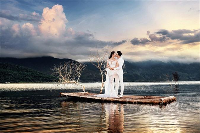 Ưng Hoàng Phúc - Kim Cương thức dậy từ 3h sáng để chụp ảnh cưới - 2