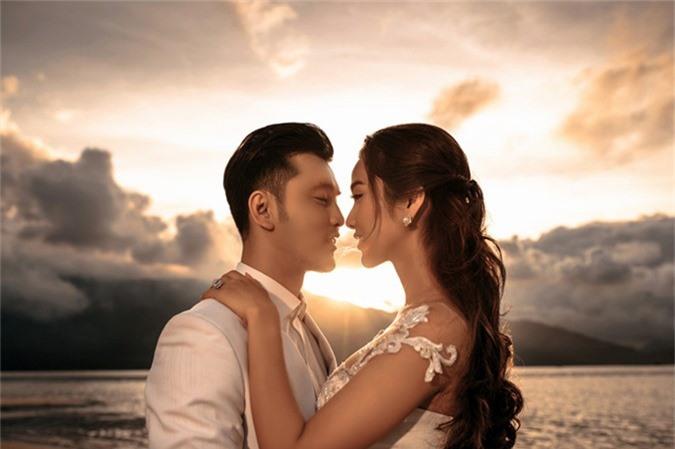Ưng Hoàng Phúc - Kim Cương thức dậy từ 3h sáng để chụp ảnh cưới - 7