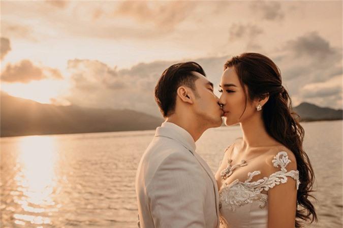 Ưng Hoàng Phúc - Kim Cương thức dậy từ 3h sáng để chụp ảnh cưới - 6