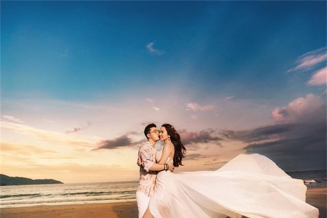Ưng Hoàng Phúc - Kim Cương thức dậy từ 3h sáng để chụp ảnh cưới - 4