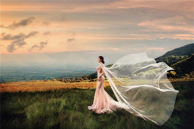 Ưng Hoàng Phúc - Kim Cương thức dậy từ 3h sáng để chụp ảnh cưới - 11