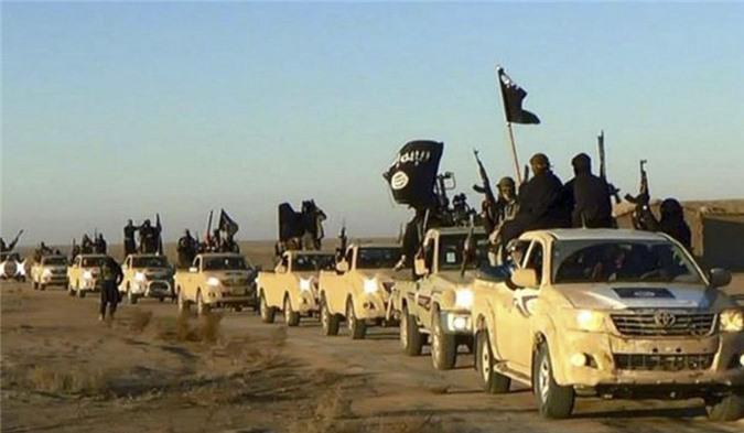 Khủng bố IS chưa bị đánh bại