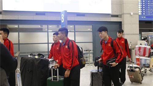 Báo chí Hàn Quốc theo sát HLV Park Hang-seo và tuyển Việt Nam - ảnh 1