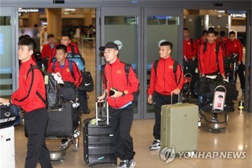 Báo chí Hàn Quốc theo sát HLV Park Hang-seo và tuyển Việt Nam - ảnh 2