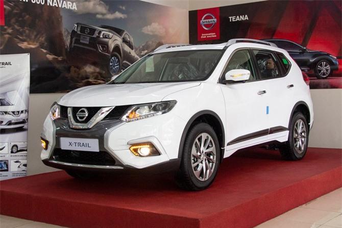 Nissan X-Trail V-series.