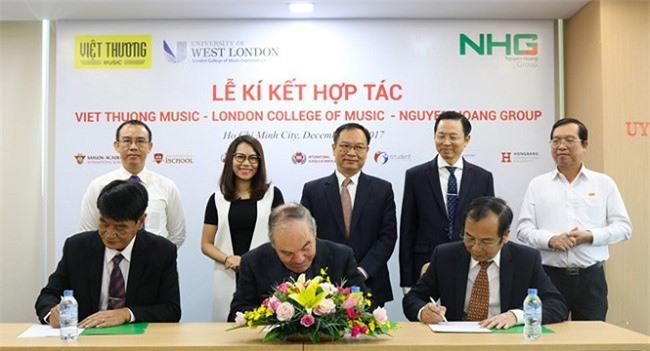 Tập đoàn giáo dục Nguyễn Hoàng xác nhận đã mua lại cổ phần của Đại học Hoa Sen (Ảnh: HY)