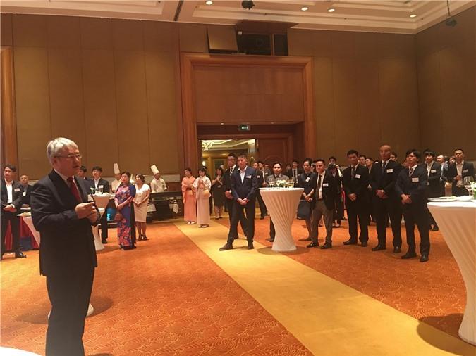 Tập đoàn AGS Nhật Bản tổ chức tiệc sinh nhật để kỷ niệm 10 năm ngày thành lập Công ty tại Việt Nam.