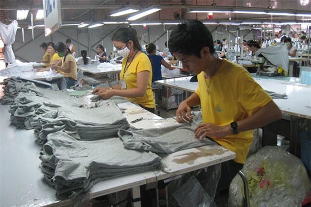 Dệt may dự báo vẫn sẽ là ngành thu hút nhiều lao động khi VN tham gia vào CPTPP ẢNH: THU HẰNG