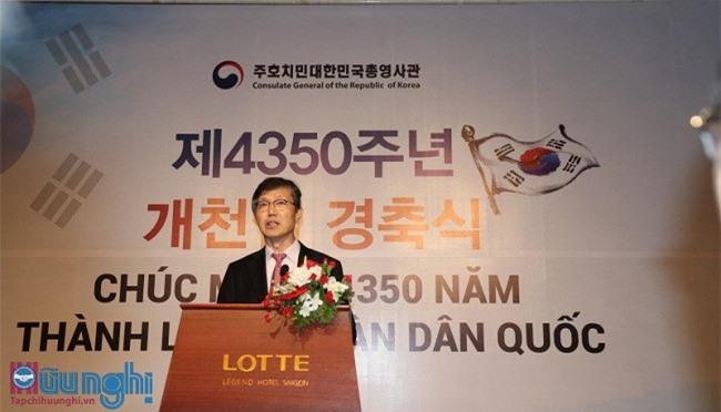 Hơn 3.000 doanh nghiệp Hàn Quốc đang đầu tư, kinh doanh tại Việt Nam