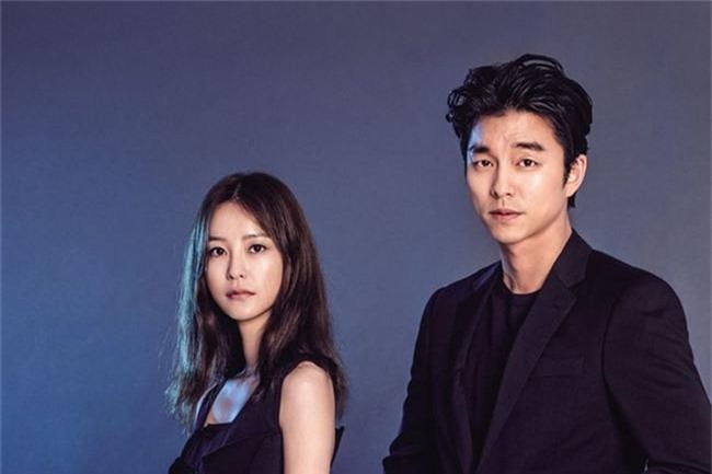 Từng bị đồn làm đám cưới, Gong Yoo - Jung Yoo Mi lại nắm tay nhau đóng vai vợ chồng - Ảnh 1.