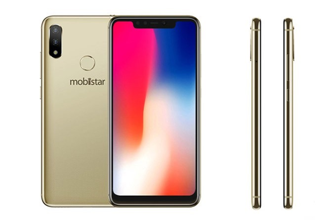Mobiistar X (3,99 triệu đồng).
