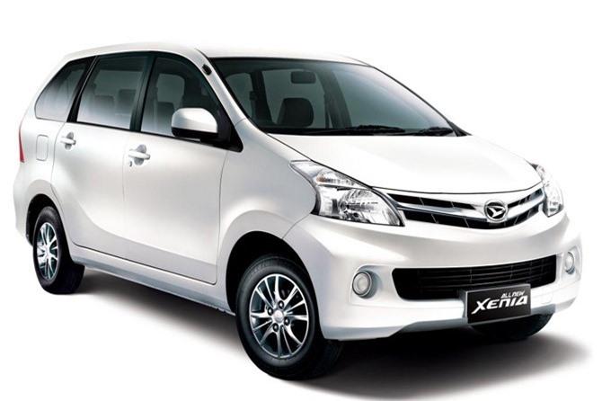 10. Daihatsu Xenia (doanh số: 22.060 chiếc).