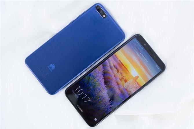 Huawei Y7 Pro 2018 (3,99 triệu đồng).