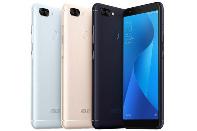 Asus Zenfone Max Plus M1 (3,99 triệu đồng).