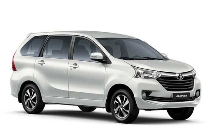 2. Toyota Avanza (doanh số: 58.585 chiếc).