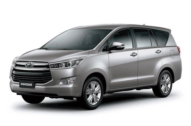 4. Toyota Innova (doanh số: 41.502 chiếc).