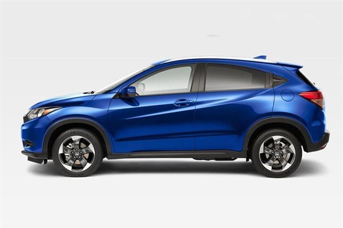 8. Honda HR-V (doanh số: 26.093 chiếc).