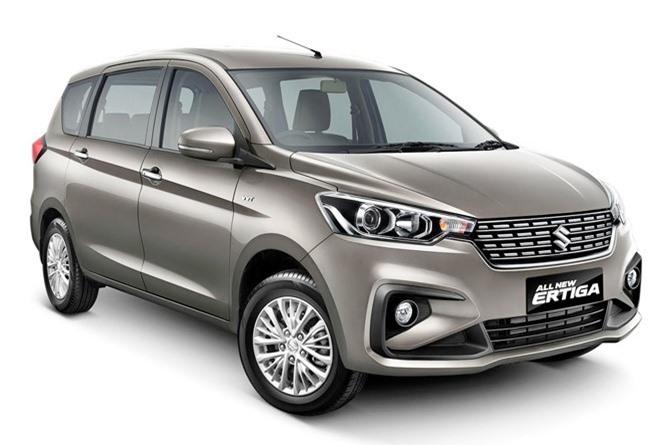 9. Suzuki Ertiga (doanh số: 24.448 chiếc).