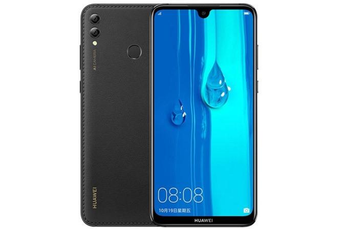 Huawei Enjoy Max sử dụng khung viền bằng kim loại, mặt lưng sử dụng chất liệu da. Máy có kích thước 177,57x86,24x8,48 mm, trọng lượng 210 g.
