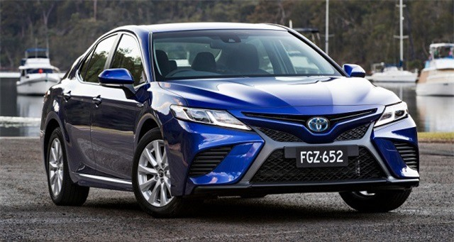 Xe sử dụng nền tảng khung gầm mới TNGA của Toyota