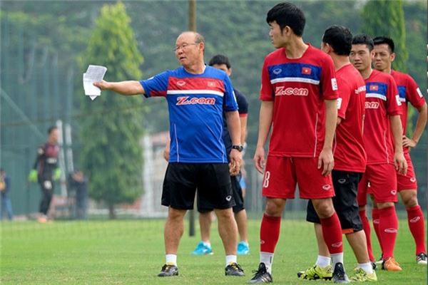 AFF Cup, tin tuc AFF Cup, dt viet nam, danh sach dt viet nam, HLV Park Hang Seo
