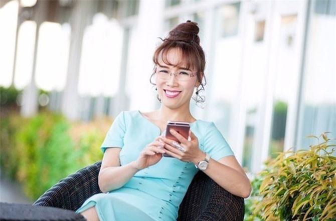 Tỷ phú Nguyễn Thị Phương Thảo.