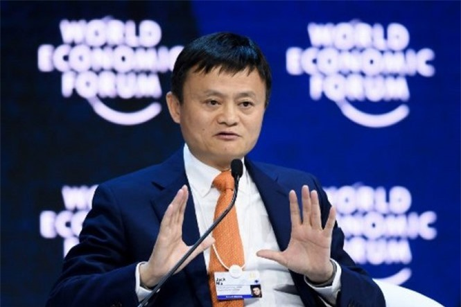 Ông Jack Ma. Ảnh: AFP
