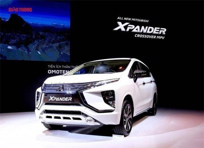 Xpander hiện là mẫu xe được quan tâm nhất của MMV